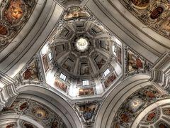 Salzburg dome - (www.shamanphoto.com) by <b>Racz (Shaman) Peter</b> ( a Panoramio image )