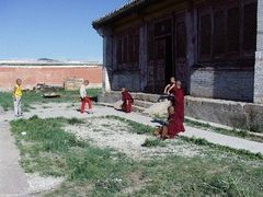 Amarbayasgalant Monastery (FC Budda) by <b>Mitsch</b> ( a Panoramio image )