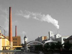 Pilsner Urquell Brewery, Czech Republic by <b>Jiri Dvorsky</b> ( a Panoramio image )