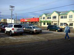 Vanderhoof Bus Depot by <b>Rodneys</b> ( a Panoramio image )