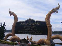 NaGa Sign In Phon Phi Sai by <b>pr8ngkiet</b> ( a Panoramio image )