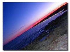 Red Sunset -Torrevieja (Alicante) by <b>© FranciscoGC</b> ( a Panoramio image )