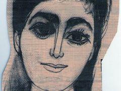 Djamila BOUPACHA by Picasso(reprod). by <b>haninouya</b> ( a Panoramio image )