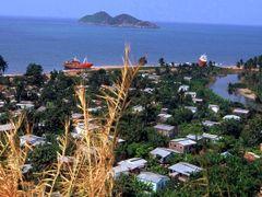 Sao Tome e Principe : Micolo by <b>Dominique Hazard</b> ( a Panoramio image )