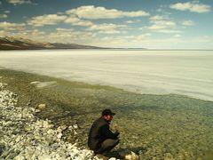 Lake Hovsgol by <b>mottoth</b> ( a Panoramio image )