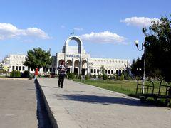Kagan Railway Station by <b>gundomar</b> ( a Panoramio image )