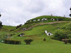Hobbiton by <b>steve111</b> ( a Panoramio image )
