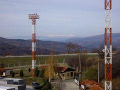 "ГКПП ""Деве баир"" на границата с Македония by <b>sevdelin atanasov</b> ( a Panoramio image )"