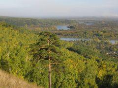 Изгиб Чулыма by <b>Kobzar Kostyantyn (Ukraine)</b> ( a Panoramio image )