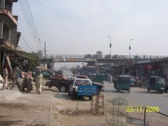 Ashnaghary Bridge peshawar by <b>Abdul Ghafar Saady</b> ( a Panoramio image )