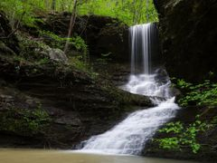 Mitchell Branch Falls by <b>mooremonkeys</b> ( a Panoramio image )