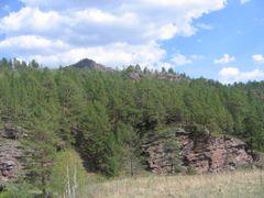 Музей под открытым небом(скалы с артефактами) by <b>yPSa</b> ( a Panoramio image )