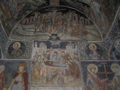 Manastirea Saraca - picturi by <b>Adiulian</b> ( a Panoramio image )
