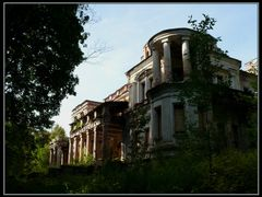 Усадьба Степановское (сентябрь 2009 года) by <b>Лобготт Пипзам</b> ( a Panoramio image )
