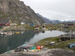 Aappilattoq, South Greenland by <b>Dirk Jenrich</b> ( a Panoramio image )