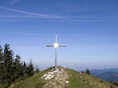 Gipfelkreuz am Almkogel by <b>malermeister</b> ( a Panoramio image )
