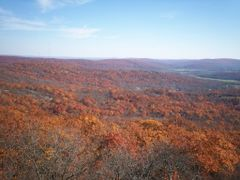 View from Pilot Knob National Wildlife Refuge. by <b>Dirt Gypsy</b> ( a Panoramio image )