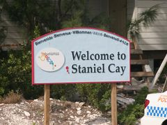 Welcome Sign at Landing Strip by <b>tfkirshe</b> ( a Panoramio image )