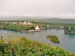 Mauritius - Grand Bassin by <b>Styve Reineck</b> ( a Panoramio image )