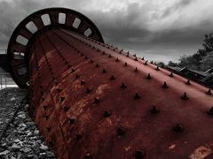 The Big Red One by <b>Bris_Ben_Aust</b> ( a Panoramio image )