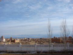 KIRGIZ MEZARLIKLARI ISSIK GOL by <b>selcuk ozel</b> ( a Panoramio image )