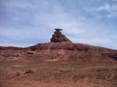 Mexican hat - Utah - USA by <b>JBonamour</b> ( a Panoramio image )