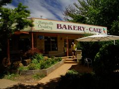 Marysville Country Bakery - Cafe (Dec, 2009). This business surv by <b>Muzza from McCrae</b> ( a Panoramio image )