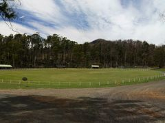Trevor Harrow Oval @ Gallipoli Park (2009). Trevor Harrow was a  by <b>Muzza from McCrae</b> ( a Panoramio image )