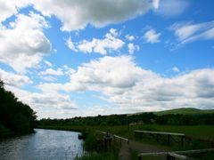 Forth & Clyde Canal, Dullatur, Scotland by <b>Graeme Bird</b> ( a Panoramio image )