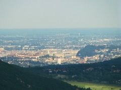 Budapest a Nagyszenas hegyrol by <b>Gez@ batsy</b> ( a Panoramio image )