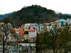 Karlovy Vary (Karlsbad ),  Ceska republika, Tschechien,  Czech R by <b>><((((?>  methysmena chromata<?))))><</b> ( a Panoramio image )