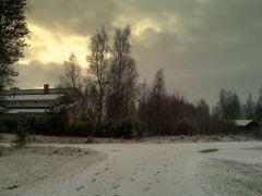 First snow by <b>Kari Pulkkinen</b> ( a Panoramio image )