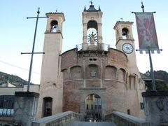 Tribuna - entrata antico borgo - Modigliana (FC) by <b>Giovanni-Casadio</b> ( a Panoramio image )