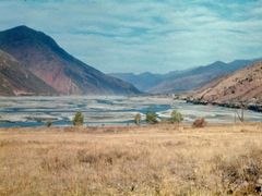 Обихингоу выше Тавильдары by <b>Sergey Bulanov</b> ( a Panoramio image )