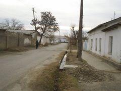 Jizzax, Ul.Mayakovskogo by <b>pyccak77</b> ( a Panoramio image )