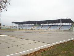 Jizzax, Stadion 1 by <b>pyccak77</b> ( a Panoramio image )