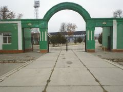 Jizzax, Stadion Whod by <b>pyccak77</b> ( a Panoramio image )