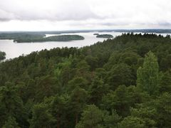 Pyynikki - green of late June by <b>Timo Rossi</b> ( a Panoramio image )