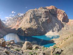 Bolshoe Allo lake by <b>Konstantin Savenkov</b> ( a Panoramio image )