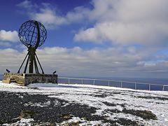 Nordkapp by <b>Konrad Vetter</b> ( a Panoramio image )