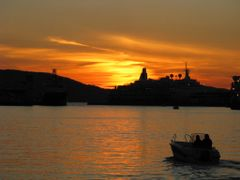 """""""Sailing into the End of the Day - Sunset I"""" - Torget Market, Be by <b>Jan Sognnes SAVE PANORAMIO</b> ( a Panoramio image )"""