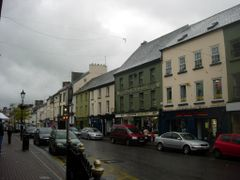 Main Street, Carrick-on-Suir by <b>Carlos Dubh</b> ( a Panoramio image )