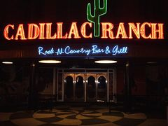 Cadillac Ranch on Broadway, Nashville by <b>Tomros</b> ( a Panoramio image )