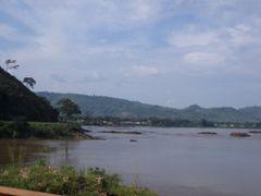 Ubangi River by <b>Playar</b> ( a Panoramio image )