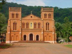 Bangui CATHEDRAL by <b>Playar</b> ( a Panoramio image )
