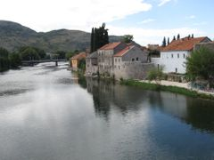 Trebinje - Trebisnjca River by <b>sonjamar</b> ( a Panoramio image )