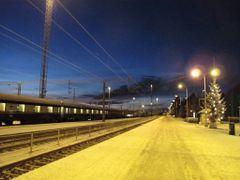 # 59 Travel to infinity   Rovaniemi-Finland  -  Съгласен да моде by <b>gezginruh</b> ( a Panoramio image )
