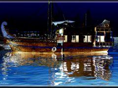 Nel porto di Monastir by <b>patano</b> ( a Panoramio image )