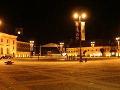 Sibiu- The big Square by <b>AdyZ</b> ( a Panoramio image )