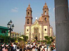 Cojumatlan Michoacan, Fiestas Patronales by <b>salcampos3301</b> ( a Panoramio image )